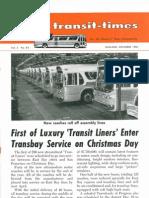 Transit Times Volume 3, Number 8E