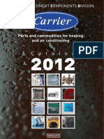 Catalogo Pecas CARRIER 2012