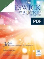 Program for 2015