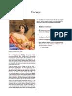 Artículo Sobre Calíope