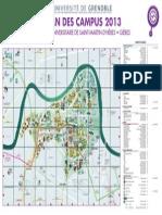Accueil 2013 Plan Des Campus Domaine Universitaire