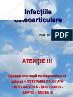 2) Infectii Osteoarticulare - Ppt