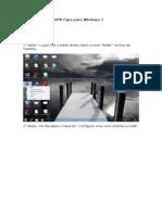 Configurar Conexao VPN w7