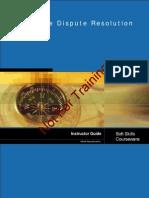 Instructor Guidedisputemgmt
