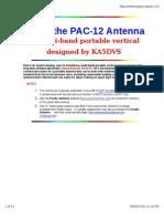 Pac 12 Antenna