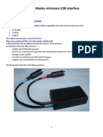 FT817 DIY Data Modes Interface v2.0