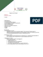 Lesson PlanG7 Unang Markahan2014