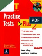 Longman - PET practice tests plus 2 - tests 1, 2 pdf