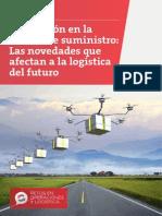 Retos Operaciones y Logística Innovación Cadena Suministro