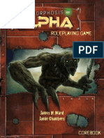 Metamorphosis Alpha Roleplaying Game (7377390)