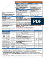 95126 63944 Service Tax in One Page