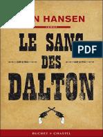 Hansen, Ron - Le sang des Dalton.epub