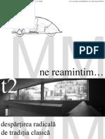 6-T2-MM. Orasul Si Reactia PM