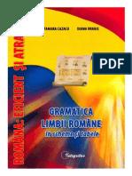 119955474 Gramatica Limbii Romane PDF