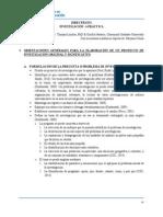 De La Investigación a La Práctica CORR