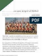 Pocket_ La Biblioteca Que Migró Al Fútbol