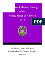 2015 National Military Strategy