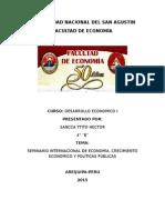 Universidad Nacional Del San Agustin Hector