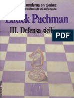 Defensa Siciliana Ludek Pachman