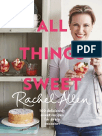Roasted Plums from ALL THINGS SWEET by Rachel Allen