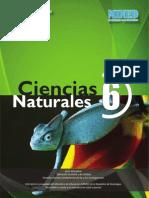 Libro de Texto de Ciencias Naturales 6to Grado MINED Edición en PDF 2014