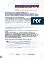 Country by Country - Internet Pharmacy Regulations - 3-23-15