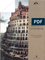 Juan Claudio Sanahuja - Poder Global e Religiao Universal