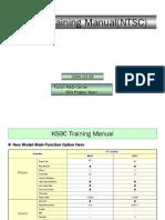 Manual de Entrenamiento Cl21k40mq Chasis Ks9c