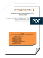 Documento base de contratación EMDA 2015