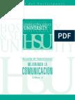 Mejorando La Comunicación Libro 3