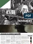 Novedades de Ecc Ediciones para agosto de 2015