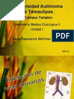 Clase Infecciones de Vias Urinarias1
