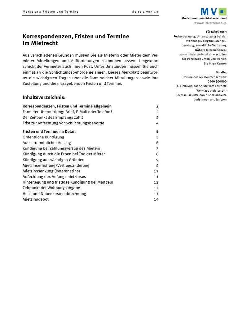 Mv Merkbl Fristen Und Termine