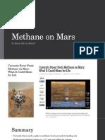 Methane on Mars.pptx
