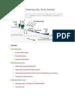 Apuntes Clase de Hidrología