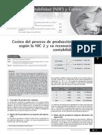 Costeo Del Proceso de Producción Simultánea