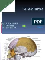 CT Scan Kepala Emergency