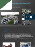 Vehiculos Permisibles en Las Carreteras