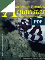 Boletín Asociación Española de Acuaristas 11