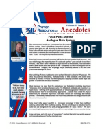 Proven Resource Anecdotes July 2015