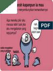 Komik Karakter Golongan Darah B