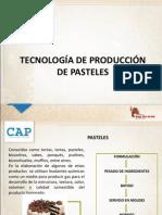 Tecnología Proasdducción de Pasteles