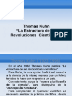 Temas Unidad IV Thomas Kuhn