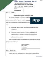Herbert v. Syracuse, New York Welfare Office et al - Document No. 4