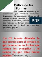 CRÍTICA DEL N.T.