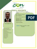 Perfil Docente John Puerto