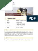 Presentación Diplomado Virtual en Estudio y Saneamiento de La Propiedad Inmueble