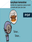 Komik Karakter Golongan Darah A