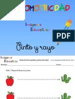 Cuadernillo Grafomotricidad I