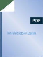 Plan de Participacion Ciudadana Pucallpa